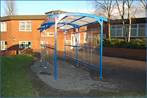 Waiting Shelters, Sun Shades and Special Canopies/Shelters